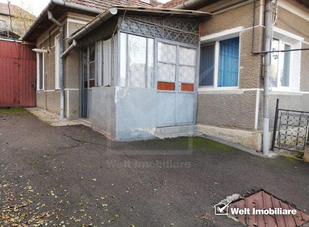 Casa individuala de vanzare in Gruia, zona linistita - imaginea 1