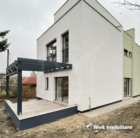 Inchiriere Casa individuala,210 mp utili, zona Gradina Botanica,8 locuri parcare - imaginea 1