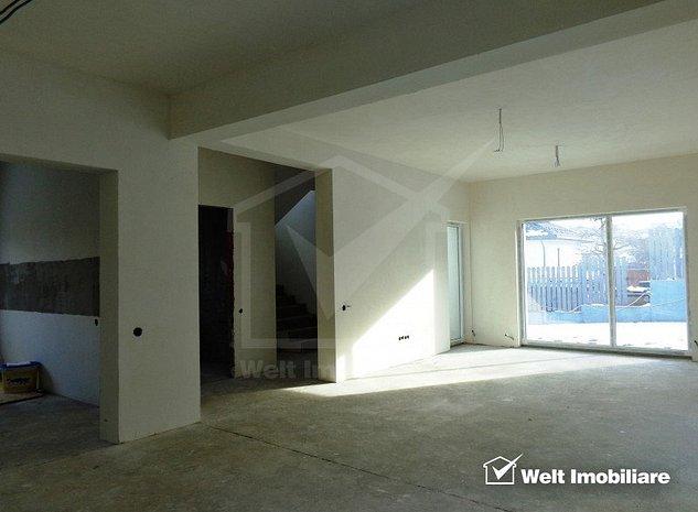 Dezmir, casa individuala, 120 mp utili, luminoasa, asflat, toate utilitatile - imaginea 1