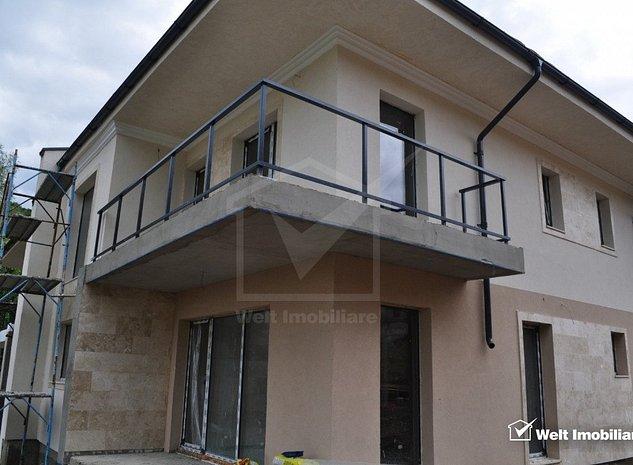 Oportunitate - casa 4 dormitoare, 309 mp teren, zona Roata - imaginea 1