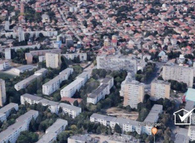 Teren pentru cladire birouri, hotel, clinica, zona Gheorgheni - imaginea 1