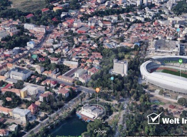 Teren imobil mixt, zona Cluj Arena - imaginea 1