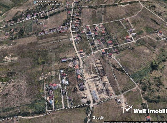 Teren pentru doua case, Borhanci - imaginea 1
