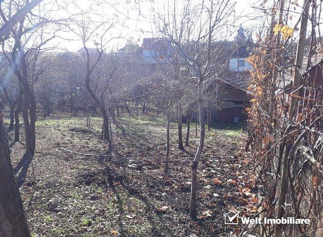 Teren Constructie Casa in Dezmir zona retrasa Asfalt Autobuz - imaginea 1