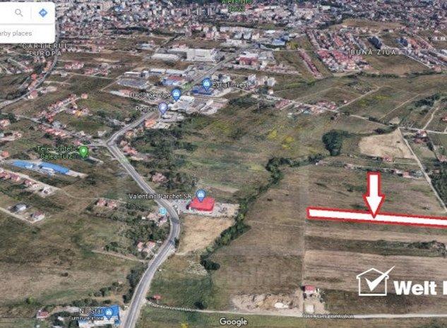 Teren 7941mp ULiu in Buna Ziua Sud in livada, zona Nicolae Corches - imaginea 1