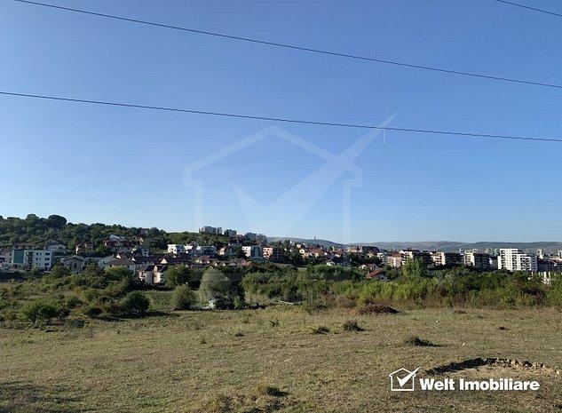 Teren superb in Borhanci, la 1 km de intersectia cu Brancusi, ideal investitie - imaginea 1