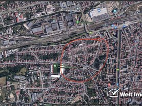Teren constructii de vânzare, în Cluj-Napoca, zona Gruia
