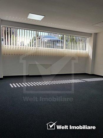 Spatiu de birou, 118 mp utili, zona  Dorobantilor - imaginea 1