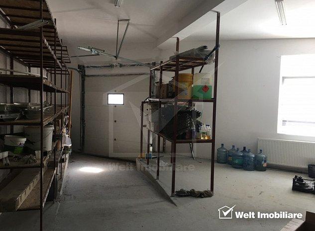 Inchiriere spatiu comercial 410 mp, situat in Floresti, zona Tautiului - imaginea 1