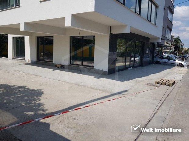 Inchiriere spatiu comercial, 107 mp, in cartierul Gheorgheni - imaginea 1