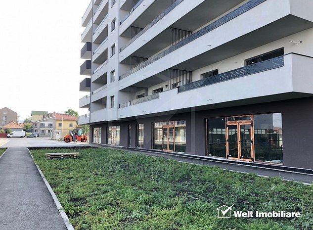 Vanzare spatiu comercial 138mp, open space, bloc nou zona Ira - imaginea 1