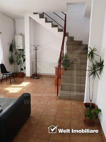 Inchiriere spatiu de birou la casa, cartier Grigorescu, zona verde, 132 mp - imaginea 1