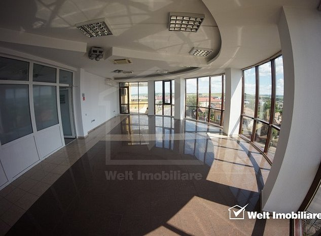 Inchiriere spatiu birou deosebit, Someseni, zona Ambient, 627mp, ideal pt firme - imaginea 1