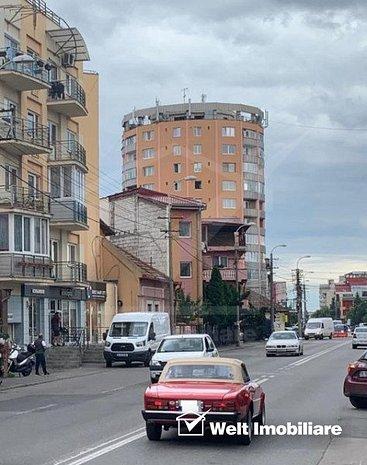 Spatiu comercial 128mp strada principala Marasti zona Farmec disponibil 1 august - imaginea 1