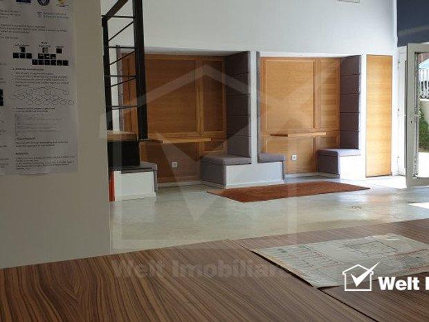 Spatiu de birou-pe 2 niveluri, complet mobilat si utilat, Zona Alverna - imaginea 1