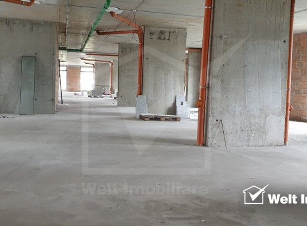 Spatiu comercial 430 mp, imobil nou, zona Iulius Mall - imaginea 1