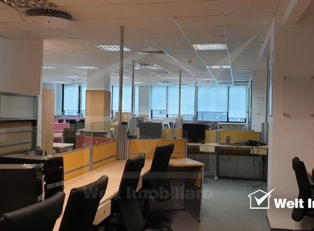 Inchiriere birouri clasa A, cladire centrala, 315mp utili, 2 terase - imaginea 1