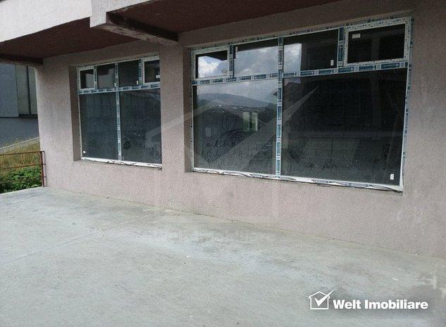Spatiu comercial de vanzare 138 mp, vitrina parter zona Toha - Borhanci. - imaginea 1
