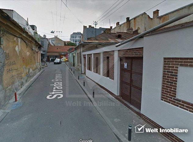 Spatiu comercial in curs autorizare Alim Publica, zona ultracentrala - imaginea 1