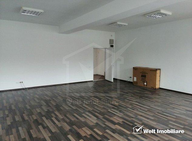Spatiu comercial 80mp, Dorobanti, etajul 1 ideal pentru firma - imaginea 1