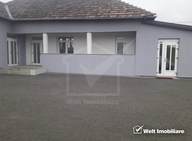 Casa individuala 120mp, activitati birou sau medicale 10 parcari, zona Ambient - imaginea 1
