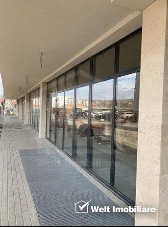 Spatiu comercial , ideal Market, complex rezidential nou - imaginea 1