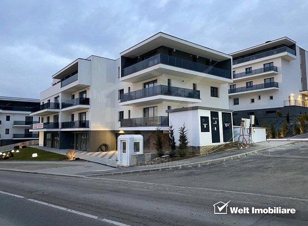 Spatiu comercial 213mp open space, nou complex rezidential Borhanci - imaginea 1