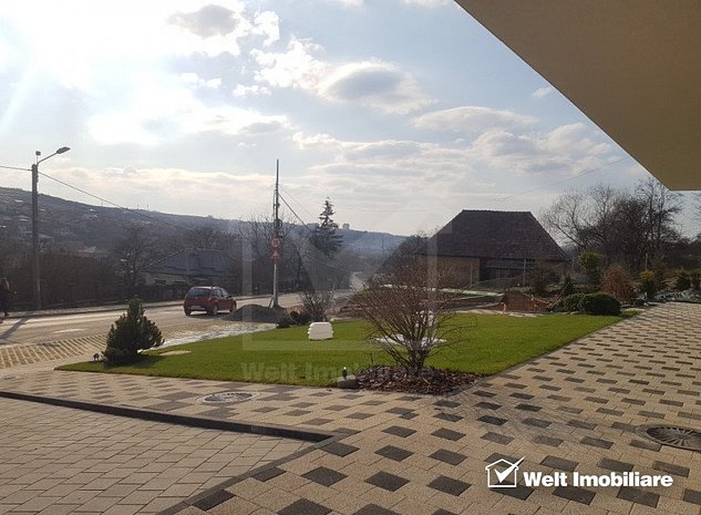 Spatiu GRADINITA-CRESA 450mp cu loc de joaca, complex rezidential Borhanci - imaginea 1
