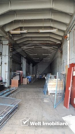 Hala depozitare sau productie, parter 268mp, zona Dedeman Gara - imaginea 1