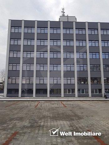 Spatiu productie parter 550mp, parcari - zona Fabrica de Sport - imaginea 1