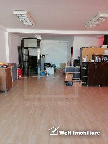 Spatiu birou, 80 mp, strada Bucuresti - imaginea 1