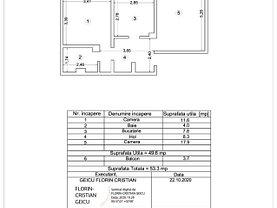Apartament de vânzare 3 camere, în Constanţa, zona Tomis Nord