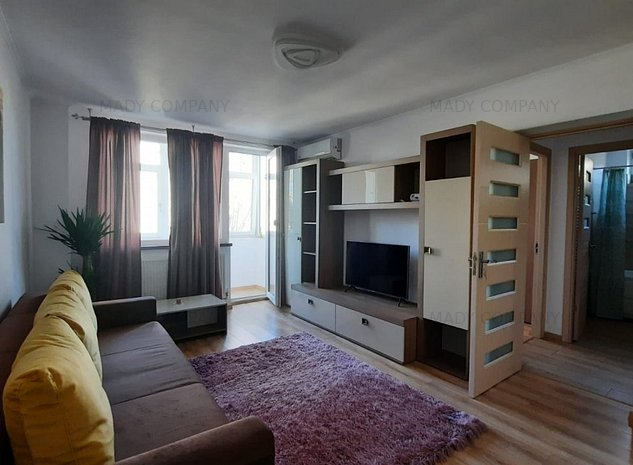 Apartament doua camere zona-City Park Mall - imaginea 1