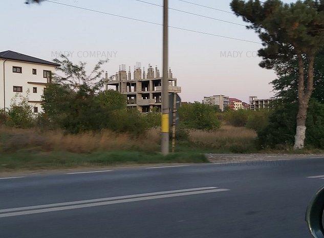 EFORIE NORD- zona peco , 1178 mp cu utilitati, strada asfaltata - imaginea 1