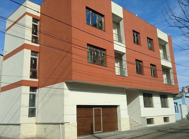 Bloc de apartamente D-P+2E - imaginea 1