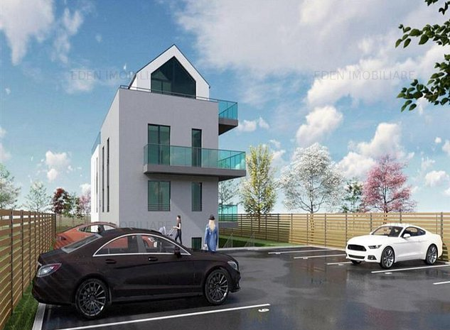 Vanzare apartament 3 camere cu gradina 180 mp Sannicoara Cluj - imaginea 1