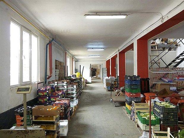Inchiriere hala depozitare/productie Marasti Cluj-Napoca - imaginea 1