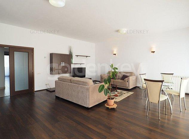 Apartament cu 3 camere mobilat, loc de parcare - imaginea 1