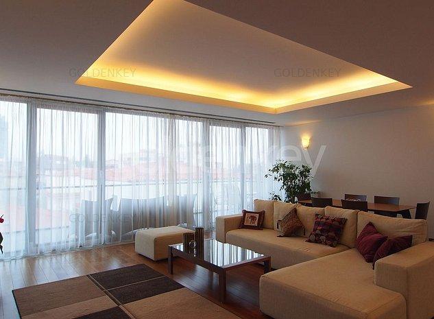 Apartament modern cu 3 camere, finisaje top, zona exclusivista - imaginea 1