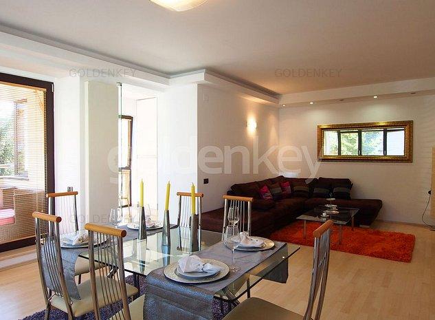 Charles de Gaulle - Apartament cu 4 camere, mobilat modern, garaj - imaginea 1