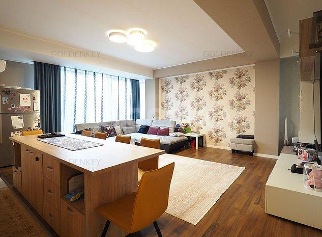 Apartament cu 3 camere langa Lidl ,mobilat complet si loc de parcare in garaj - imaginea 1