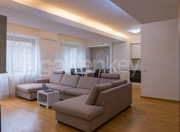 Apartament cu 3 camere si terasa, langa parc - imaginea 1
