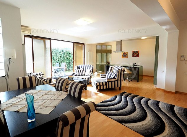 Apartament cu 3 camere, 50mp gradina exclusiva - imaginea 1