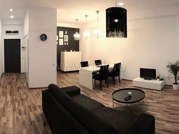 Apartament cu 2 camere si terasa langa metrou - imaginea 1