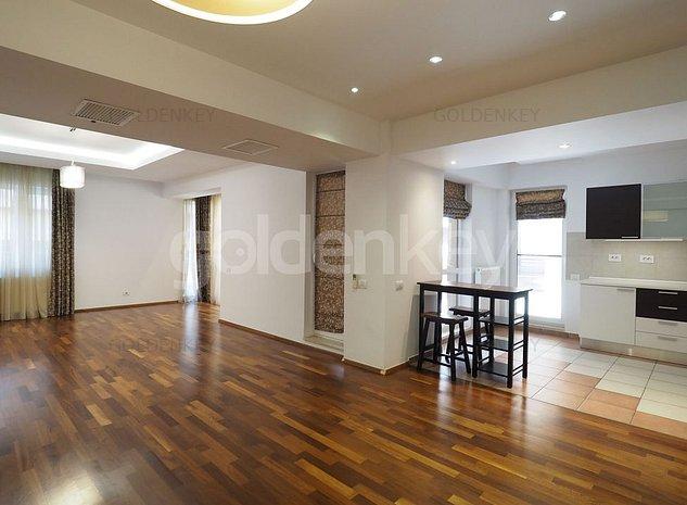 Apartament cu 3 camere si terasa generoasa - imaginea 1
