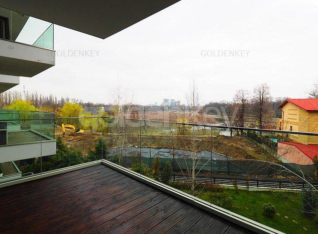 Apartament cu 5 camere si vedere spre lac in complex rezidential - imaginea 1