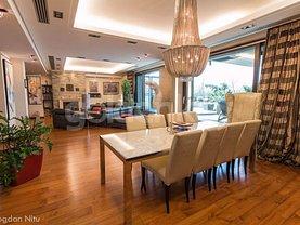 Penthouse de vânzare 7 camere, în Bucuresti, zona Soseaua Nordului
