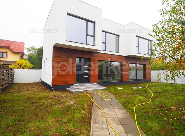Vila moderna cu 4 camere, finisaje premium, locatie intima - imaginea 1
