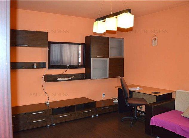 Apartament 2 camere decomandat, Girocului, bloc nou - imaginea 1