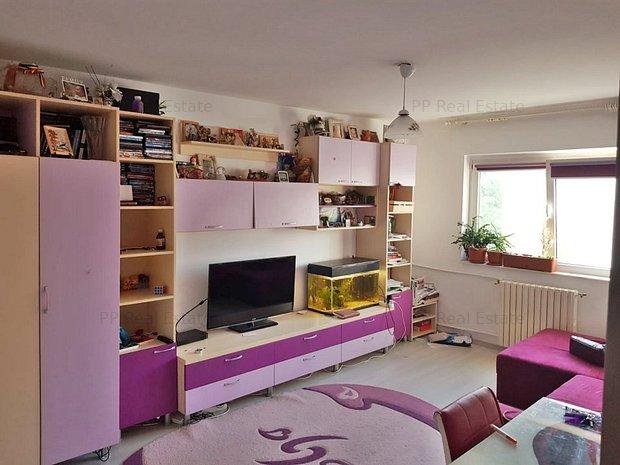 Apartament 3 camere- zona Casa de Cultura- etaj 3 - imaginea 1